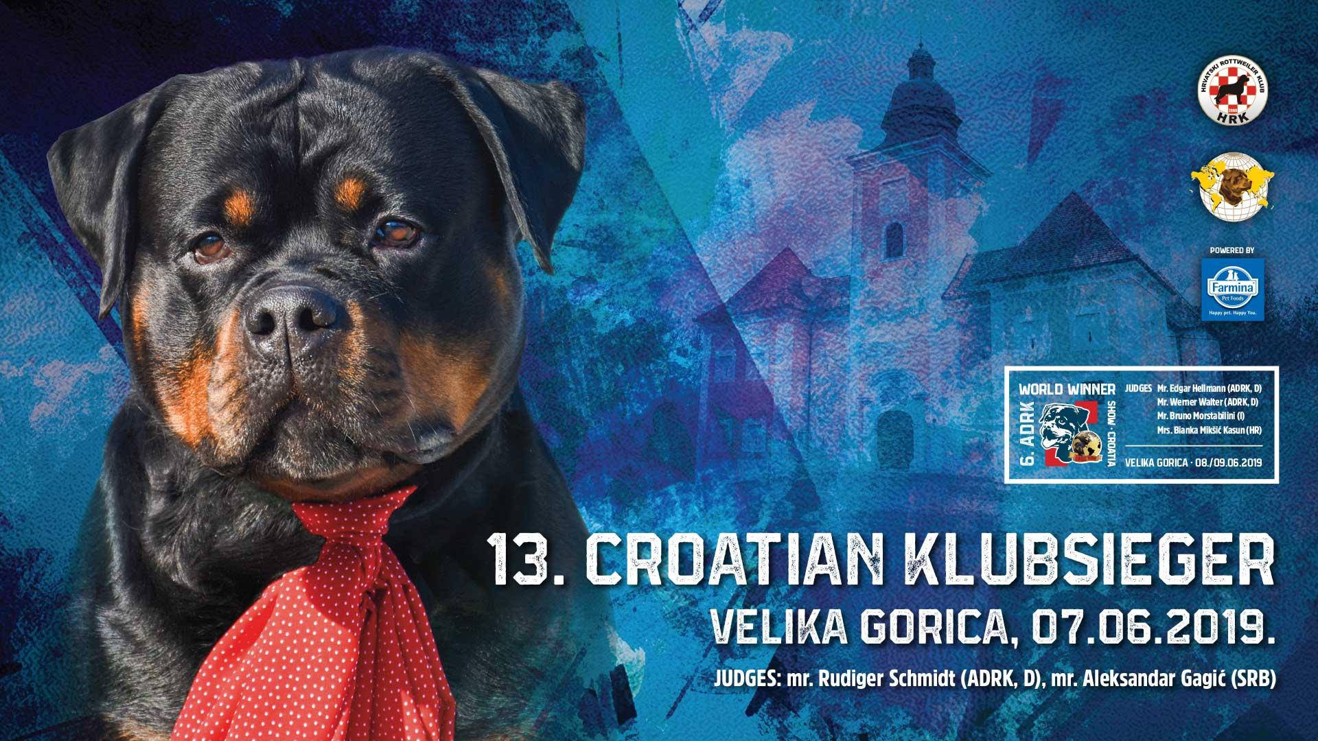13. Croatian Clubsieger 2019.